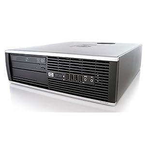 HP Elite 8300 SFF Quad Core i5-3570 3.40GHz DVD WiFi Windows 10 Professional Desktop PC Computer Wit