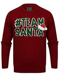 Seasons Greetings Pull Sweater de Noel af6360ad92612
