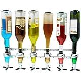 Distributeur doseur a boisson et cocktail alcool pour bar for Distributeur alcool mural