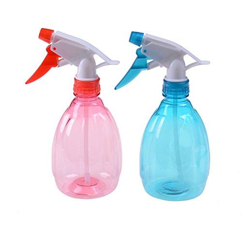 Welecom 340,2 gram vide Flacon Spray, Lot de 2