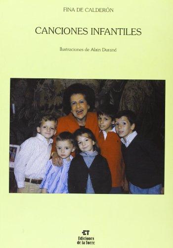 Canciones infantiles (Proyecto didáctico Quirón, varios) por Fina de Calderón