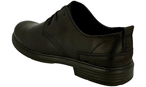 Polbut , Chaussures à lacets homme Noir