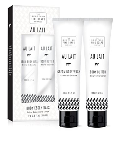 Au Lait Body Essentials 100 ml - Pack of 2