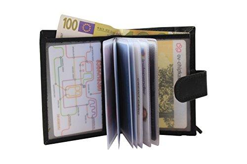 Safekeepers Porta carte di credito Nero nero