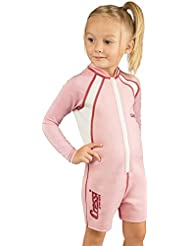 Cressi Unisex Child Cressi 1.5 mm Shorty Thermal Wetsuit