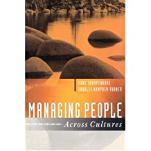 Managing People Across Cultures by Hampden-Turner, Charles ( Author ) ON Jan-15-2004, Paperback