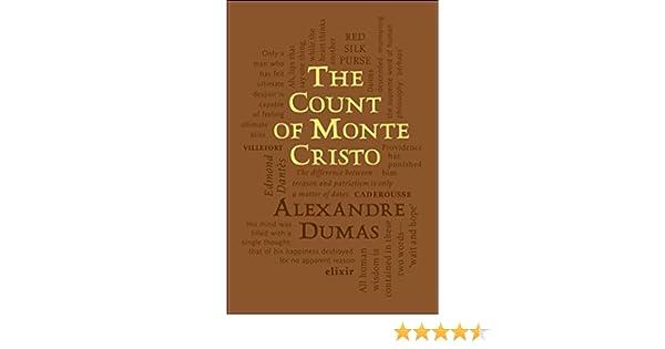 The Count Of Monte Cristo Word Cloud Classics Ebook Alexandre