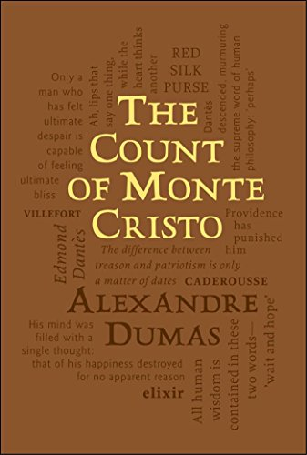 The Count of Monte Cristo (Word Cloud Classics)