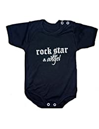 "Baby Body ""ROCK STAR & ANGEL"" - Black & White Limited Edition (74/80, noir)"