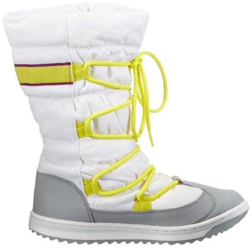 Puma - Snow Nylon 2 Boot Wn's, Stivali da neve Donna Bianco (Weiß (tradewinds-white 02))