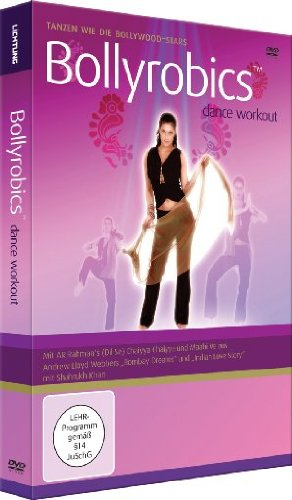 Bollyrobics - Tanzen wie die Bollywood-Stars - New Digital Remastered