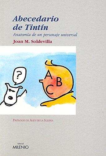 Abecedario de Tintin Cover Image
