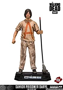 Figura de acción de Savior Prisoner Daryl de la Serie de TV Walking Dead 14682