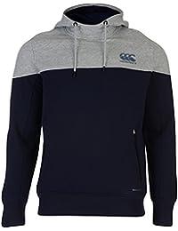 Canterbury Vaposhield Sudadera con capucha para hombres , hombre, Vaposhield, Peacoat Blue, small