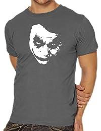 Heath Ledger - JOKER T-Shirt S-XXXL Assorted Colours