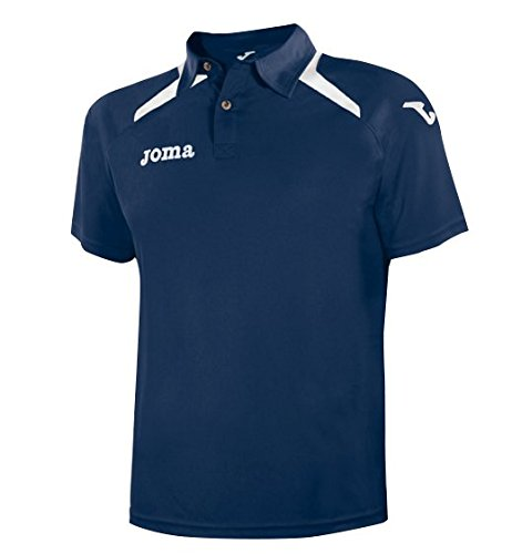 joma-champion-ii-polo-uomo-navy-blue-bianco-marino-bianco-m