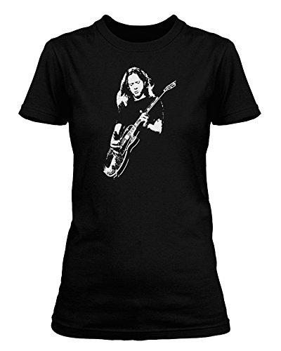 Jerry Cantrell-Alice in Chains-Maglietta a maniche corte, da donna nero XL