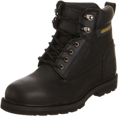Sterling Safetywear Sterling Steel ss800sm, Chaussures  homme Noir (Noir - V.3)