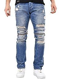 Redbridge - Jeans - Jambe droite - Homme