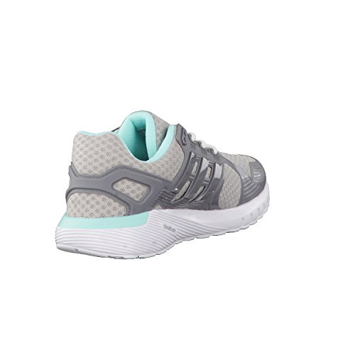 adidas Damen Duramo 8 W Laufschuhe Grau (Grey Two/grey Three/energy Aqua)