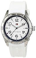 Tommy Hilfiger Everyday Reloj De Pulsera de Mujer analógico de cuarzo, Silicona 1781635 de Tommy Hilfiger