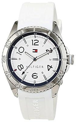 Tommy Hilfiger Everyday Reloj De Pulsera de Mujer analógico de cuarzo, Silicona 1781635
