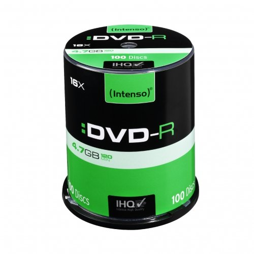 Intenso DVD-R 16x...