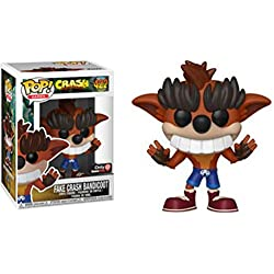 Funko POP! Crash Bandicoot: Crash Bandicoot Exclusiva