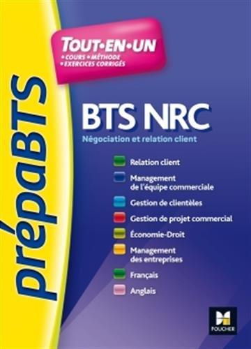 PREPABTS BTS NRC -Toutes les matières - Nº5 par Véronique Clément-Comparot