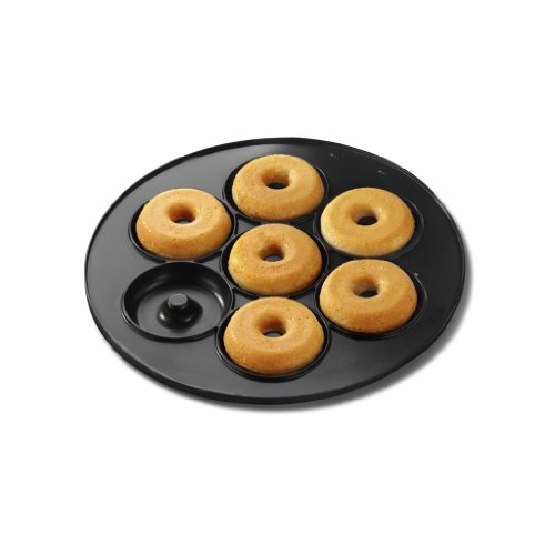 Princess 01.132700.01.001 Kombigerät 3-in-1 Magic Bakery – Popcakes, Donuts und Herzplätzchen