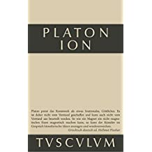 Ion: Griechisch-deutsch (Sammlung Tusculum)