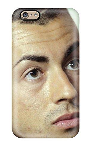 Iphone 6 Case Cover - Slim Fit Tpu Protector Shock Absorbent Case (hair Stephan El Shaarawy81)