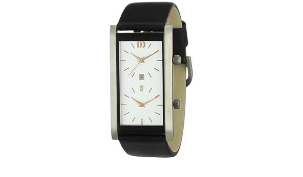 Herren Danish Armbanduhr Leder 3316243Uhren Analog Design yY7vbgf6