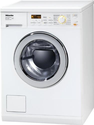 Miele WT 2780 WPM Waschtrockner / AA / 1600 UpM / Waschen: 6 kg / Trocknen: 3 kg / Lotosweiß / Schontrommel / Dampf