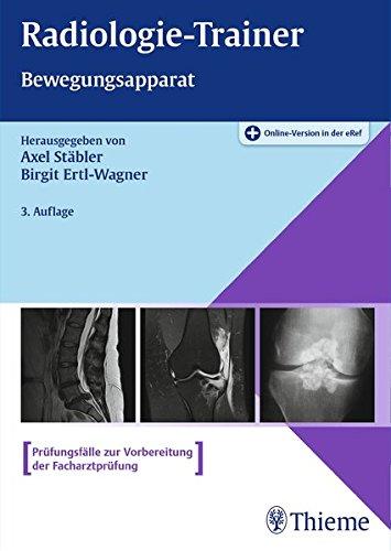 Radiologie-Trainer Bewegungsapparat