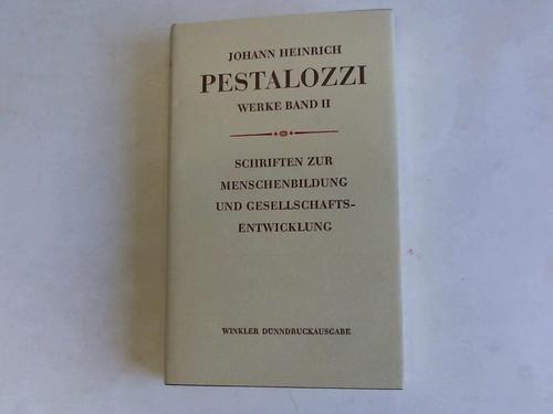 Schriften zur Menschenbildung und Gesellschaftsentwicklung