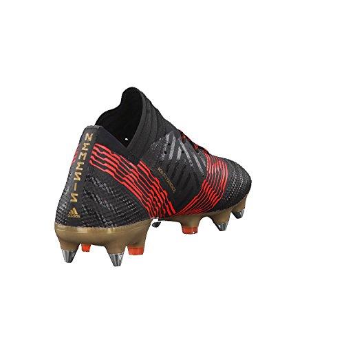 adidas Nemeziz 7 Sg, Chaussures de Football Homme Noir