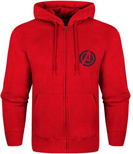 marvel-sudadera-con-capucha-para-hombre-hulkbuster-gloves-red-medium