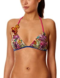 Desigual Frindge - Bikini para mujer