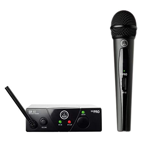 AKG WMS 40 mini Vocal Set (ism 1 - 863.100 mhz)