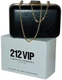 CAROLINA HERRERA 212 VIP CLUTCH BAG