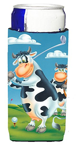 cow-playing-golf-michelob-ultra-koozies-for-slim-cans-aph0535muk