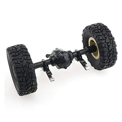 BeneU Modellauto mit Achse und Achse für das Auto, Zubehör für Autos