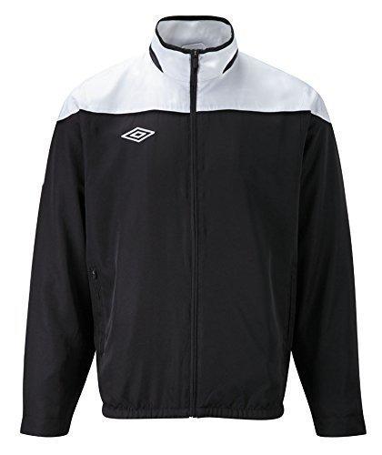 Umbro giacca presentazione Track Top - Poliestere, 158, Blu marino/bianco