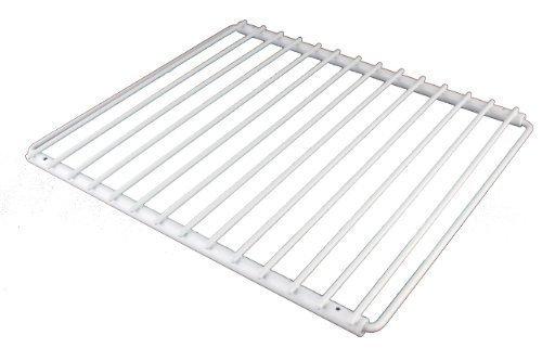 First4Spares verstellbar mit Regal mit Schraube Fix ausziehbar Arme für alle Marken und Modelle von Kühlschrank/Kühlschrank Gefrierschrank, Weiß (Arm-regal)