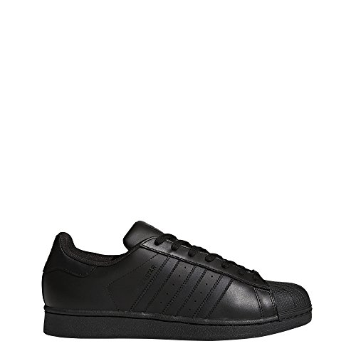 adidas Superstar Foundation, Herren Sneakers, Schwarz