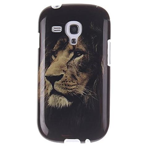 BONROY ® Silikon Handy hülle für Samsung Galaxy S3 Mini