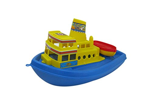polesie Seagull Spielzeug Boot (farblich sortiert)