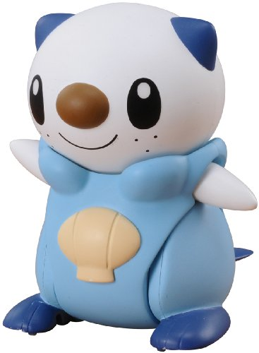 Pokemon Ferngesteuerte Figur mit Pokeball Fernbedienung: Ottaro / Oshawott