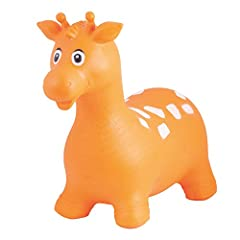 Idea Regalo - JOHN WILEY & SONS INC Disney 59040 - Giraffa da Cavalcare